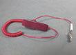 玖红白纱(配透明红线,线粗2.5,长2.4米) VIP-W19