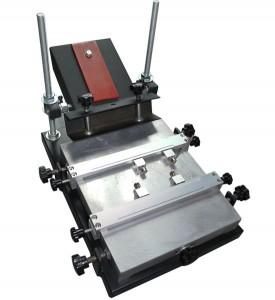 手动印刷台S24D/双面丝印机